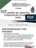 Enfermedad de Priones Gss