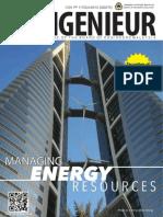 The Ingenieur Oct-Dec 2014 Vol 60, 2014