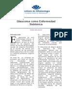Glaucoma Generalidades