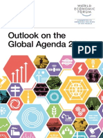 WEF Outlook Global Agenda Report