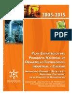 Plan Estrategico CTI Industria 2005 2010(2)