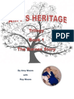 Amy's Heritage Bk 1 The Barnes Story