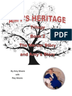 Amy's Heritage Trilogy Book 2 The Mercer Story