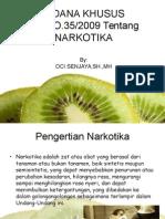 Narkoba Ppt (Kuliah 11-12-2014)