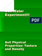 Soil Physical Properties
