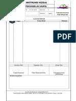 IK Pengambilan Sampel ISO PUJ