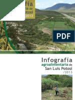 Infografia Agroalimentaria SLP 2013