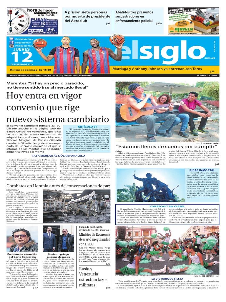 DEF12F | HSBC | Venezuela