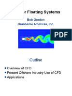 Cfd for Offshore Applications