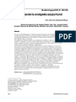 Bases Científicas de La Analgesia Acupuntural