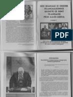 Noi semnale şi ordine francmasonice secrete ce sunt transmise prin mass-media - vol1