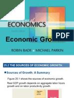 3. Economic Growth