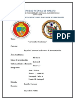 Proyecto Final Realidad Universidad Ecuatoriana 2