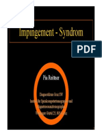 2010 ImpingeMent Syndrom