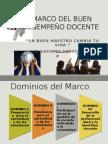 MARCO DE BUEN DESEMPEÑO DOCENTE -2015.pptx