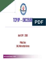 TCP IP 2006 Corp Seminar