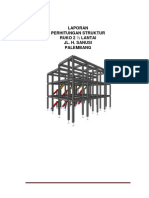 Laporan Perhit Struktur Ruko 3lt