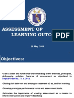 Assessment of Learning Outcome 04142014.ppt