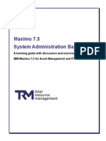 System Administration Training Course