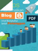 6 Tips Maksimalkan Blog Untuk Meningkatkan Jumlah Pelanggan