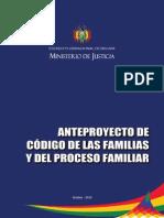 Codigo de las Familias y del procedimiento civil