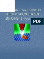 Nanotechnology & Effects