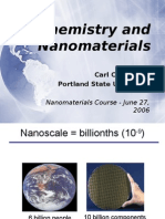 Nano Overview Bottom-Up Approach WAMSER