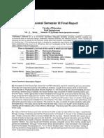 psiii final evaluation