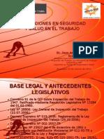 Inspeccion en SST 2013 Mar 22-Dr-juan Duenas Escobar