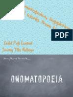 (Ems) Onomatopoeia
