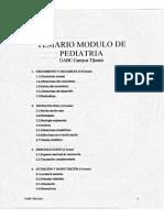 Temario Pediatria