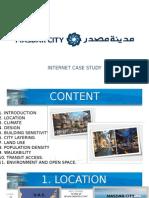 Masdar City-case studies