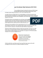 Pendaftaran Petugas Kesehatan Haji Indonesia 2015