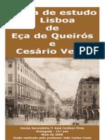 Guião da visita de estudo a Lisboa