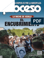 250860329 La Noche de Iguala El Encubrimiento Revista Proceso 1990