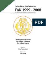 Naskah Soal dan Pembahasan USM STAN 1999-2008 (Edisi Revisi).pdf