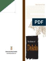 The History of Dokdo