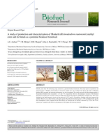 A study of production and characterization of Manketti (Ricinodendron rautonemii) methyl ester and its blends as a potential biodiesel feedstock (1).pdf