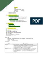 DB2 Program Preperation