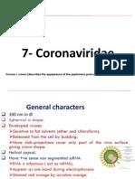 7- Coronaviridae