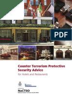 Terrorgefahr für Hotels steigt - Neue Ratgeber-Broschüre aus Großbritannien soll auf schlimmste Fälle vorbereiten