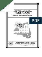 Analisa Sni Perubahan 2015 Kupang
