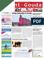 De Krant Van Gouda, 12 Februari 2015