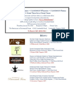 5 LOUDOUN Restaurants + 5 LOUDOUN Wineries