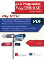 ACCA at CIT