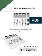 BCF 2000 Con Nuendo/Cubase SX3