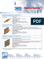 Thermoweld Catalogo