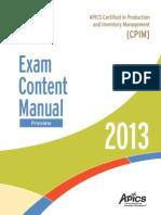 Basics of Supply Chain Management ECM Preview