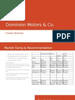 Dominion Motors & Co