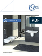 IdealStandard Bathrooms Experience Catalogue 2012